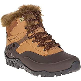 Merrell Women's Aurora 6 Ice+ High Rise Hiking Shoes 11