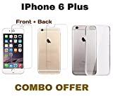 Best Cover Iphone 6 Plus - M.G.R.J [ Apple iPhone 6 Plus ] Transparent Review