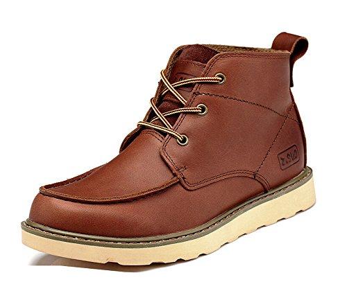 Lemontree Herren Winter Boots 171 Rot Braun