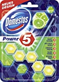 Domestos WC-Stein Power 5 Limette, 9er Pack (9x 55 g)