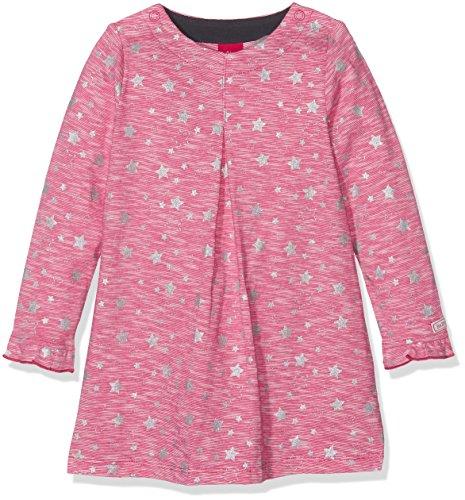 s.Oliver Baby-Mädchen Kleid 65.711.82.2765, Rosa (Purple/Pink Aop 46A1), 92 (Rosa Junior Kleider)