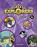 Great Explorers 4: Class Book Pack - 9780194507684