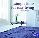 Erika Knight Einfache Knits Easy Living Strickmuster-Buch