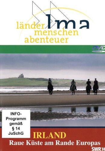 Irland raue Küste am Rande Europas (Reihe: länder . menschen . abenteuer) 1 DVD; Länge: ca. 44 Minuten