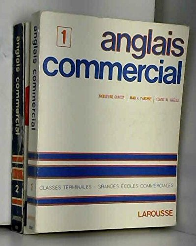 ANGLAIS COMMERCIAL; 2 VOLUMES