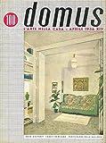 Scarica Libro DOMUS n 100 XIV Rivista mensile dell arte nella casa e nel giardino (PDF,EPUB,MOBI) Online Italiano Gratis