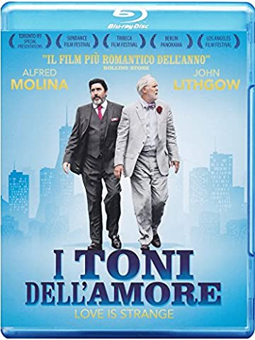 I toni dell'amore - Love is strange [Blu-ray] [Import anglais]