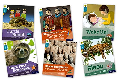 [PDF] Téléchargement gratuit Livres Oxford Reading Tree Explore with Biff, Chip and Kipper: Oxford Level 9: Mixed Pack of 6