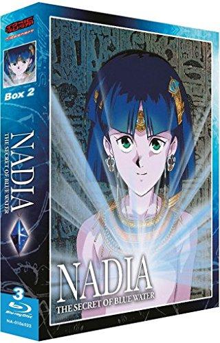Nadia und die Macht des Zaubersteins - Box 2 [Blu-ray]