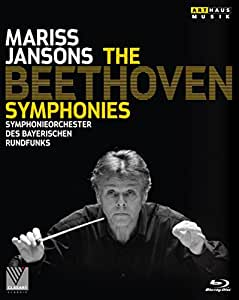 Mariss Jansons: Beethoven Symphonies [Blu-ray]