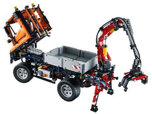 LEGO Technic 8110 – Unimog U400 - 5
