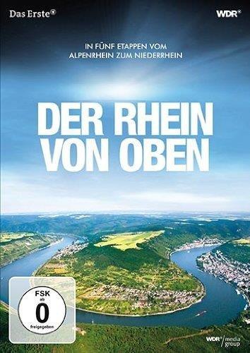 Der Rhein von oben