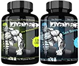 Dyanabol Pre Workout Booster und Sex Booster By VargPower | 220 Kapseln | Extrem Testo Booster | Testosteron Booster | Empfohlen Männer Bodybuilder
