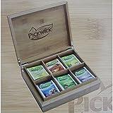 Pickwick Tee: Tee-Sortimentsbox mit 60 Teebeuteln