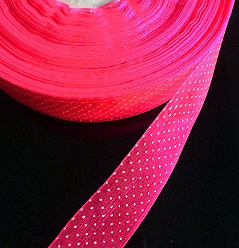 10 Yards gedruckt Organza Ribbon 25mm DIY Sewing Craft Home Hochzeit Party Supply, (Supplies Party Gymnastik)