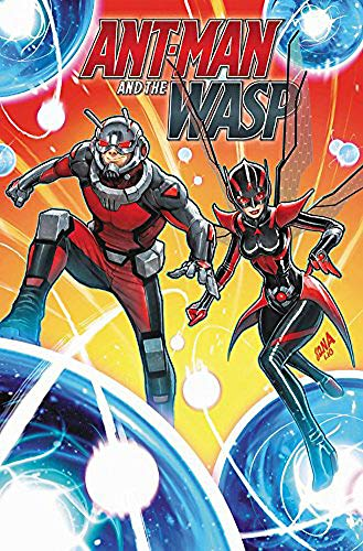 Ant-man And The Wasp: Lost And Found por Mark Waid