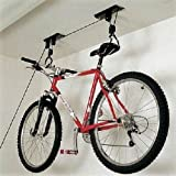 BICYCLE LIFT STORAGE RACK HOLDER PULLEY HOIST BIKE LIFT CYCLE BASEMENT GARAGE / Bicycle Bike Bicycling Biking Recreation Exercise Sport Cyclists Biker Parts Clothing Mountain Mtb Components Road Supplies Cycle Outfit Men Women Unisex Clothes Apparel Outdoor Trailer Pump Trainer Bell Cover Stand Cage Rack Pannier Holder Seat Frame Basket Bag Water Mount Wheel Stuff Supplies Birthday Gift Item Shop Store Buy Gear Friend Mom Dad Brother Sister The Best High Quality Unique Special by 735980774558