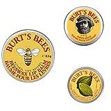 Burt's Bees Dreierbundle Dosen mit pflegender Naturkosmetik