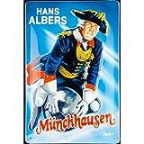 Hans Albers sindrome di munchausen soggetto, 20 x 30 cm