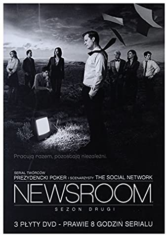 The Newsroom - Newsroom [3DVD] [Region 2] (Audio français. Sous-titres