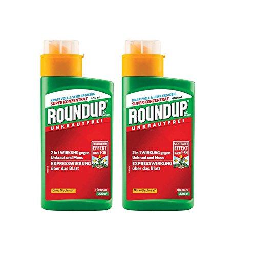 Roundup Konzentrat 800 ml