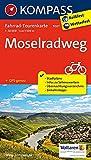 Moselradweg: Fahrrad-Tourenkarte. GPS-genau. 1:50000.: Fietsroutekaart 1:50 000 (KOMPASS-Fahrrad-Tourenkarten, Band 7007)
