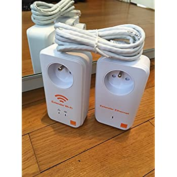 Pack cpl extendeur wi fi orange informatique - Cpl wifi orange ...