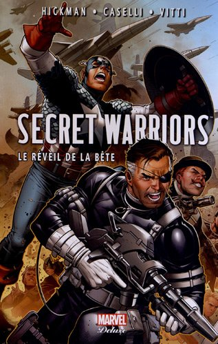 Secret Warriors T02