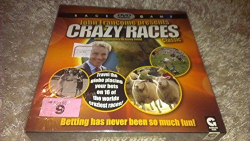 ginger-fox-dvd-video-game-crazy-races-with-john-francome-by-ginger-fox