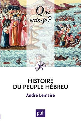 histoire-du-peuple-hebreu-que-sais-je-n-1898