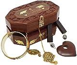 Best Cross Jewelry Boxes - SKAVIJ Jewellery Organizer Box for Women Wooden Jewellery Review