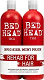Bed Head Resurrection Shampoo and Conditioner Duo Set 2 x 750 ml