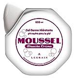 Moussel - Douche Crème - Gel de baño hidratante - 600 ml - [Pack de...