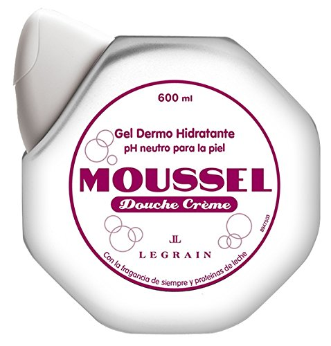MOUSSEL - GEL DERMO HIDRATANTE blanco 600 ml-unisex