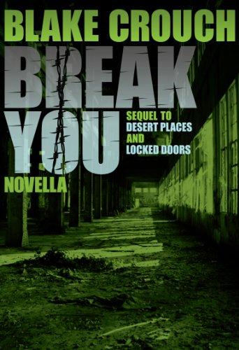 Break You (Andrew Z. Thomas/Luther Kite Series Book 3) (English Edition)