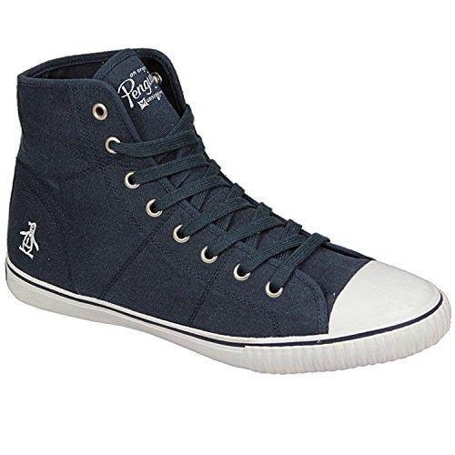 original-penguin-chaussures-de-ville-a-lacets-pour-homme-bleu-bleu-marine-405