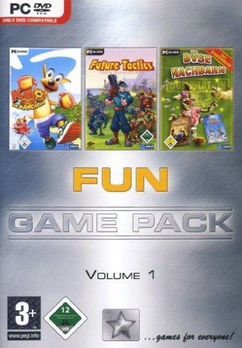 Preisvergleich Produktbild Fun Game Pack (DVD-ROM)