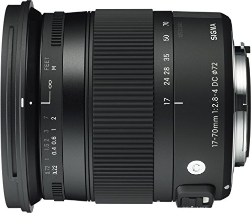 Sigma 17-70mm f/2.8-4 DC OS HSM for Nikon