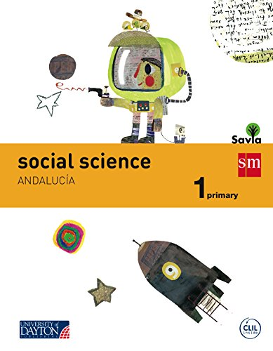 Social science 1 primary savia andalucía