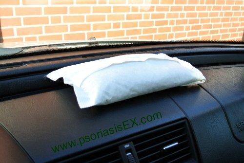 DRYPAK | 1.000 grammes (0,5 kg) / sac de siccatif (déshydratant, gel de silice), renouvelables