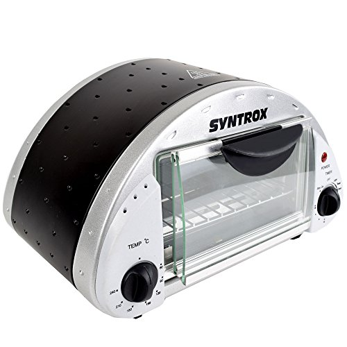 Syntrox Germany Back Chef 5 Liter Mini-Backofen - 4
