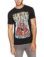 Loud Distribution Suicide Silence - Meltdown Men's T-Shirt