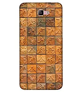 For Samsung Galaxy A5 (2017) sports tile ( sport mosaic tile background, sport, sports tile ) Printed Designer Back Case Cover By FashionCops