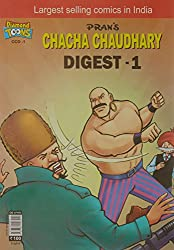 Chacha Chaudhary Digest -1