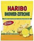 Haribo Ingwer Zitrone, 6er Pack (6 x 175g)