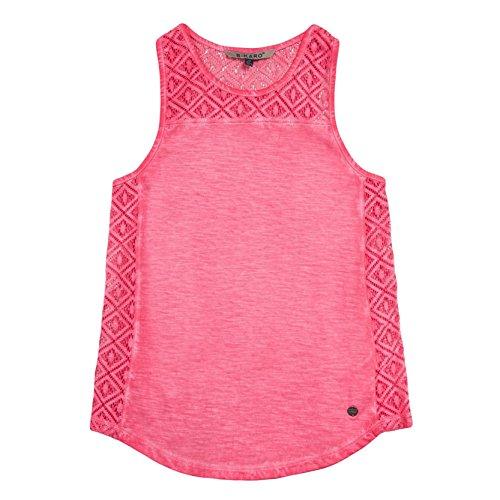 b-karo-indigo-camiseta-para-ninos-rose-rouge-rose-large