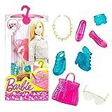 Chaussures, Sacs à Main, Bijoux | Barbie | Mattel DHC54 | Accessoires Set Poupée