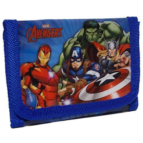 Marvel Avengers Kinder Geldbörse Geldbeutel Portemonnaie
