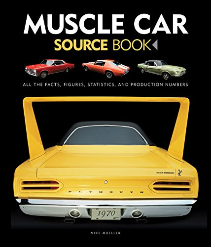 Muscle Car Source Book: All the Facts, Figures, Statistics, and Production Numbers (Us-muscle-cars)