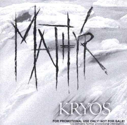 Mathyr: Kryos (Audio CD)